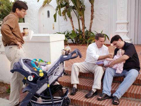 ילדים לא בהכרח יורשים את הנטיות המיניות של הוריהם